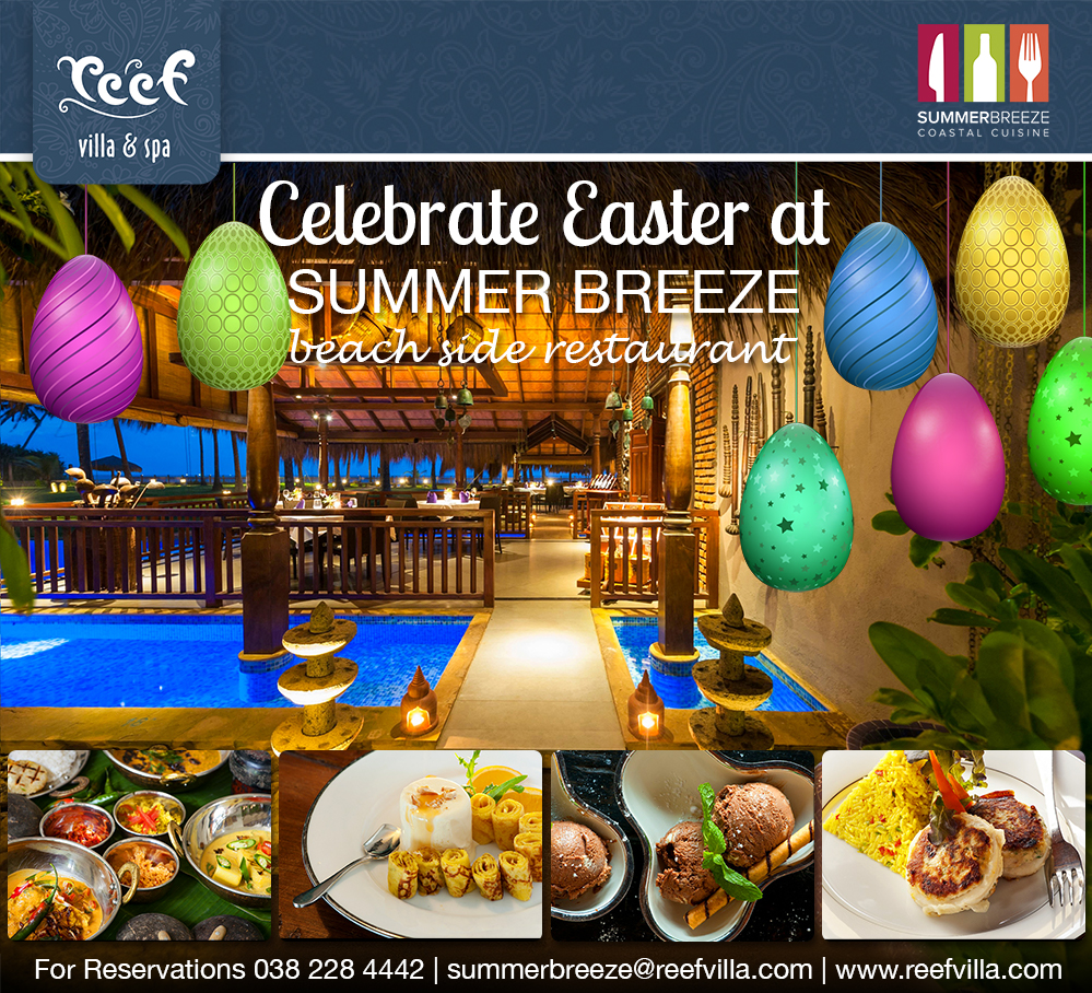 Celebrate Easter at Summer Breeze colorful eggs