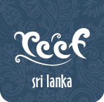 Reef Sri Lanka website logo