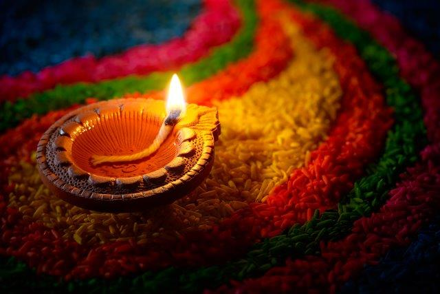 Happy Diwali from Reef Villa & Spa
