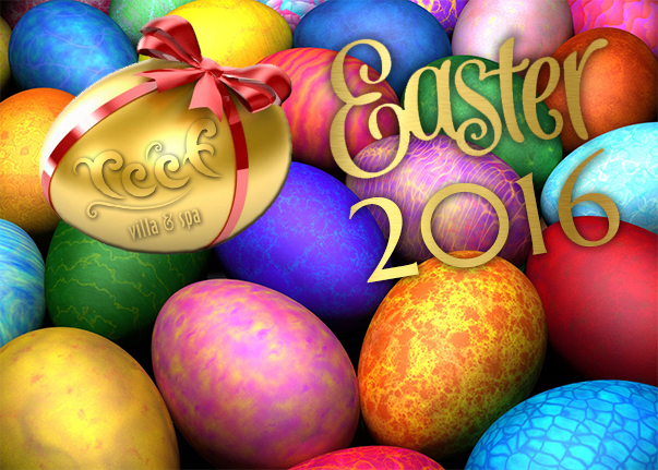 Easter 2016 Availability