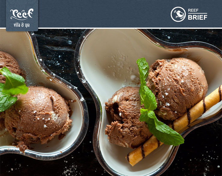 Delectable Handmade Chocolate Ice Cream