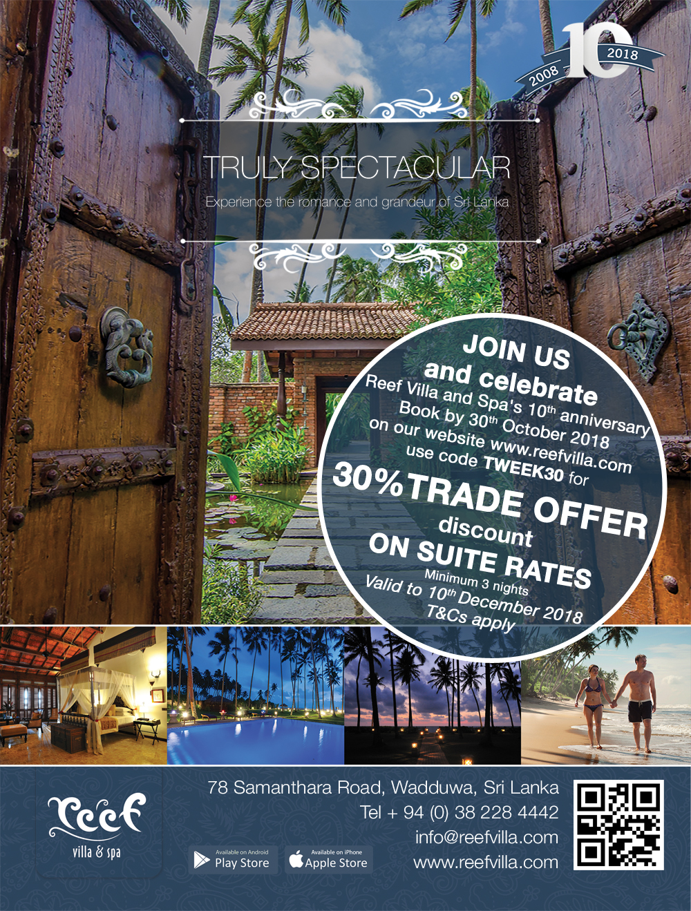 30% Trade offer Travel weekly